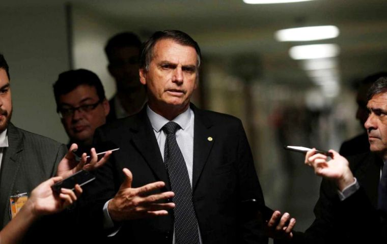 "Bolsonaro dismissed investigative reporting as ""fake news"" invented by a corrupt establishment and his supporters went after individual journalists"