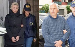 The property purchases were made by Florida companies registered to Elizabeth Ortiz Municoy and her ex-husband, Sergio Todisco