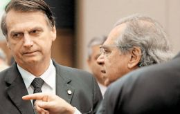 Reform pensions bill would be a great step for President-elect Bolsonaro if it can be passed this year, he said.