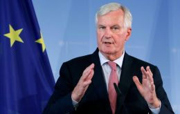 Michel Barnier said that there is still a real point of divergence on the way of guaranteeing peace in Ireland, that there are no borders in Ireland