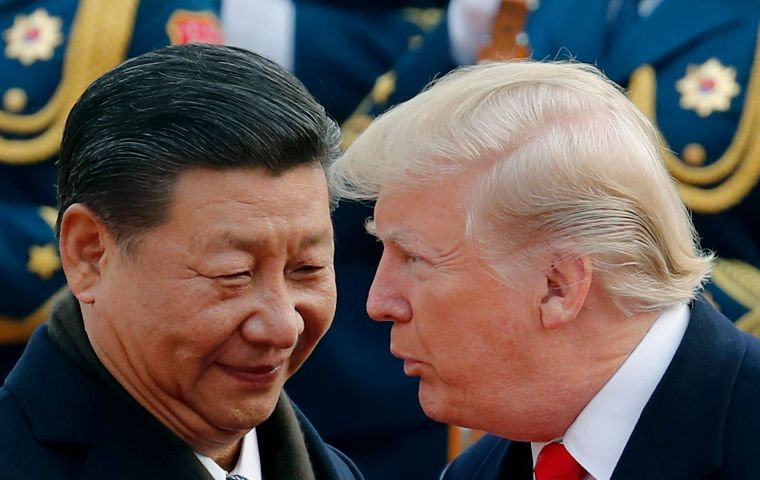 The resumption of high-level dialogue, marked by a phone call last week between Presidents Donald Trump and Xi Jinping, comes ahead of the G20 summit