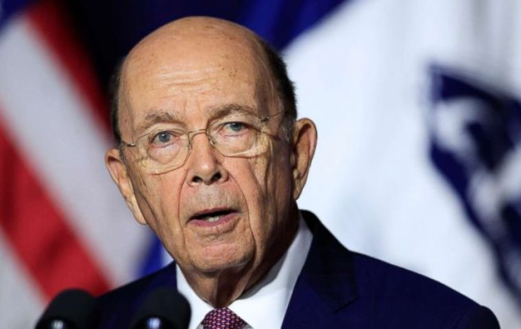 """We will continue to do everything in our power under U.S. law to restrict the flow of dumped or subsidized goods into U.S. markets,"" said Wilbur Ross"