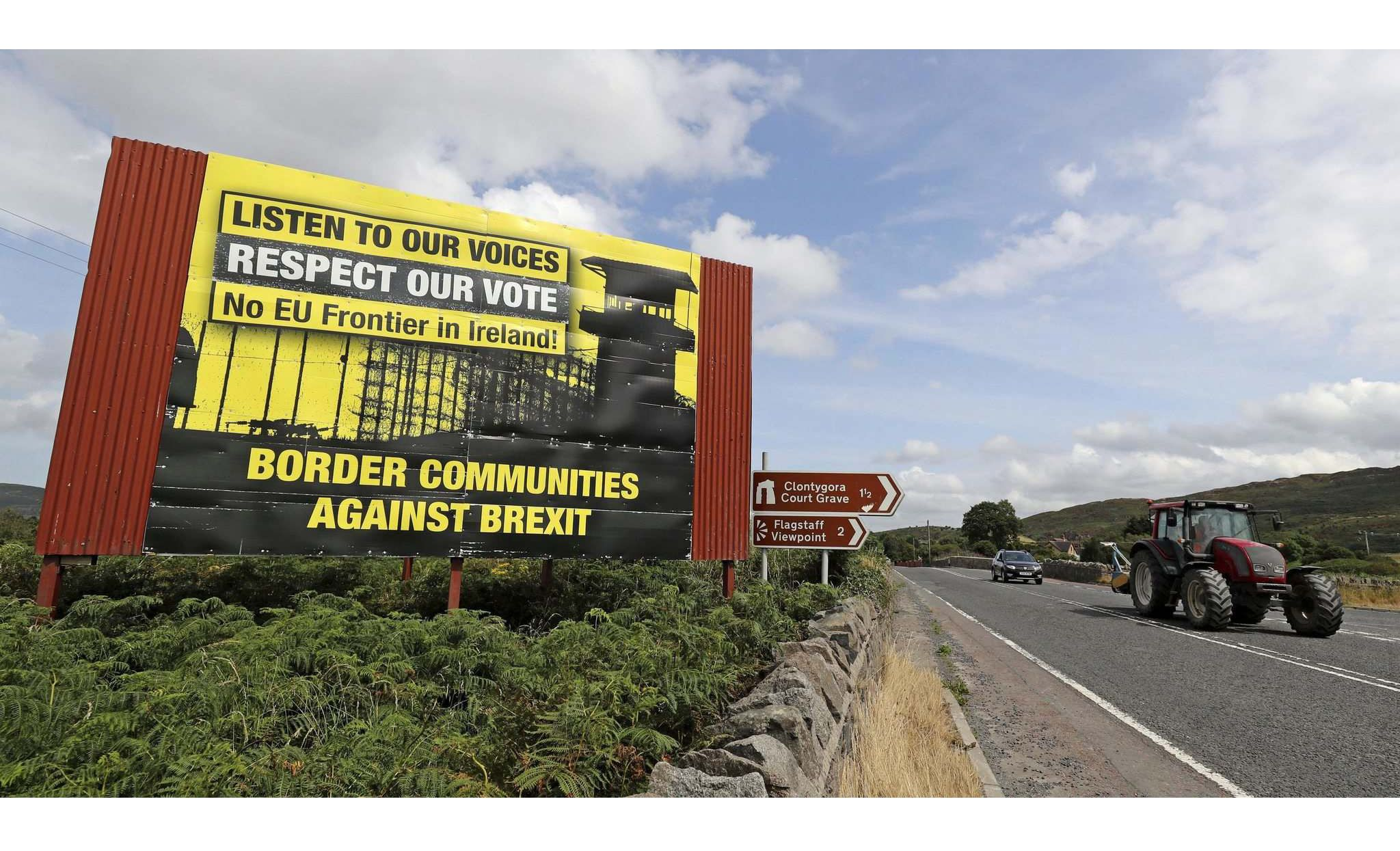 Brexit Dead End Reigniting The Armed Conflict In Ireland Mercopress
