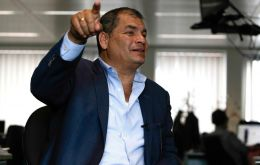 News agency Belga said Correa, who now lives in his wife's native Belgium, had applied for asylum. Le Soir newspaper reported he had lodged the request in June