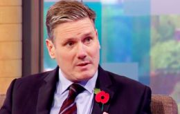 "Labour's Brexit spokesman Sir Starmer has said MPs will not allow UK to leave without a negotiated accord and ""technically"" the whole process can be stopped"