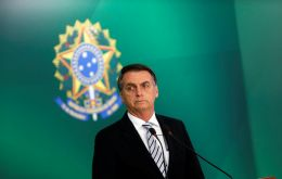 It's unclear what effect the TSE allegations may have. Bolsonaro, who won Brazil's presidential election in an Oct. 28 runoff, is due to take office on January first.