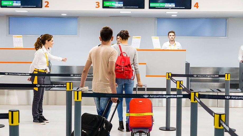 El Palomar es uno de los sitios más pequeños que ha sido una disposición de los operadores privados como raíz del movimiento de la administración de Mauricio para liberalizar los viajes aéreos.