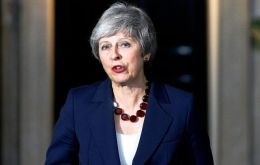 "The prime minister made the announcement after what she said was a ""long, detailed and impassioned debate"" in a five-hour cabinet meeting"