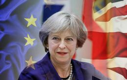 Mrs. May suggested agreeing more details of UK's future relationship with the EU, ahead of an expected summit, could satisfy the concerns of some of Tory MPs