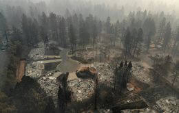 The vast majority of the deaths, 77 total, were due to the Camp Fire in Northern California's Butte County, making it the deadliest fire in the state's history