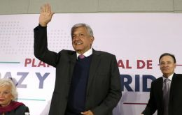 "The Lopez Obrador incoming administration will set up 1,102 polling stations across the country where residents will be asked to fill out a form, ""yes"" or ""no"""