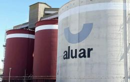 "Aluar ""sales grew as a result of the rise in the exchange rate, the international rise in the price of aluminum and to the number of shipments."""