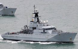 OPVs will be retained for at least the next two years to bolster the UK's ability to protect our fishing fleet as well as our shores
