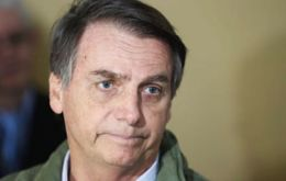 Bolsonaro spent the morning at the Albert Einstein hospital. Surgery scheduled for December was delayed to January because of an inflamed peritoneum