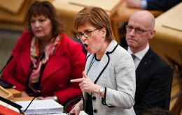 First Minister of Scotland Nicola Sturgeon warned of broken promises over fishing as EU leaders agreed to Theresa May's Brexit deal
