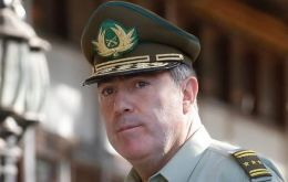 """Why is it called Jungle Command? I do not know. The Colombian police call it that, not us,"" said Carabineros Chief General Soto."