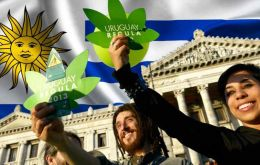 Uruguay was the first country to legalize marijuana in 2013. The legal sale of marijuana for recreational purposes began in July, 2017.