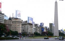 Buenos Aires has become some sort of a ghost town due to the summit