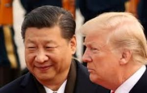 "Chinese state TV said earlier: ""No additional tariffs will be imposed after January 1, and negotiations between the two sides will continue."""