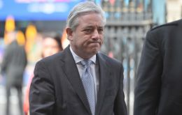 "Commons Speaker has said. John Bercow said there was an ""arguable case"" that a contempt of Parliament has been committed"