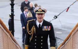 Vice Admiral Tony Radakin CB is to be promoted Admiral and appointed First Sea Lord and Chief of Naval Staff, in succession to Admiral Sir Philip Jones