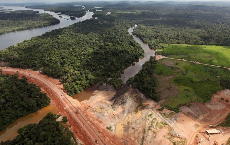 Norway's money will go to the Amazon Fund, a joint project backed by Brazil and Germany, which helps pay for management of 1 million square km of Amazon