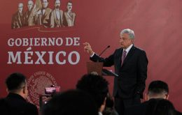 """We can't continue giving oil territory if there's not a more significant investment"" from foreign oil companies in Mexico, said AMLO"