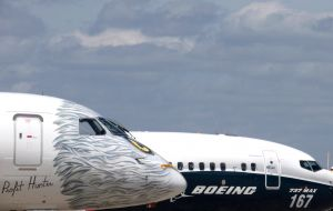 "The court added it was suspending ""any concrete effect"" of the Embraer board's decision over transferring commercial operations to Boeing."