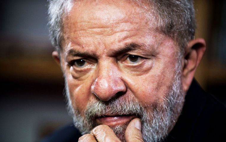 """I was convicted for being the most successful president of the Republic [of Brazil] and the one who did most for the poor,"" Lula wrote"