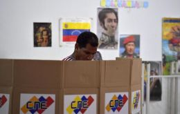 In a day with little participation, the ruling party won the majority of the 2,459 seats in dispute in 335 municipalities in the capital and the 23 states of the country