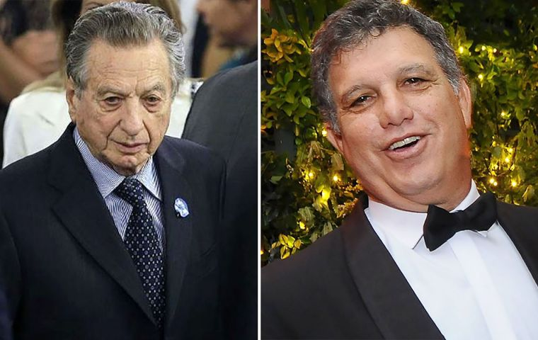 Franco and Gianfranco Macri are to testify on Thursday in a Buenos Aires court over the alleged payment of bribes by which their construction company, Socma