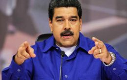 Despite an alleged coup d'état against him in the making, Maduro is confident his armed forces and the people will defend the Constitution.