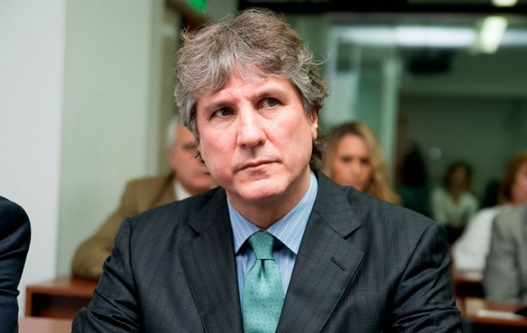 Boudou benefitted from a judicial construction of criteria applied to a similar case.