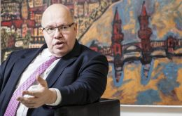 "The joint venture will create ""competitive mining, now that lithium gains importance as an industrial raw material,"" explained Altmaier."
