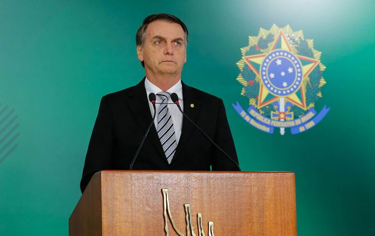 Confidence in Bolsonaro's administration seems more a question of empathy that in knowledge of his proposals, since 40% could not recall a single of his initiatives