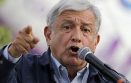 """It is a very realistic plan and it can be achieved if we all participate,"" said AMLO."