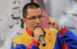 Arreaza pointed out that Maduro never intended to attend.