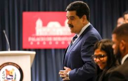 The Venezuelan administration replied by saying that Maduro had not planned to take part in the ceremony in any case.