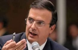 """We are committed to promoting strong regional economic growth,"" said Ebrard."