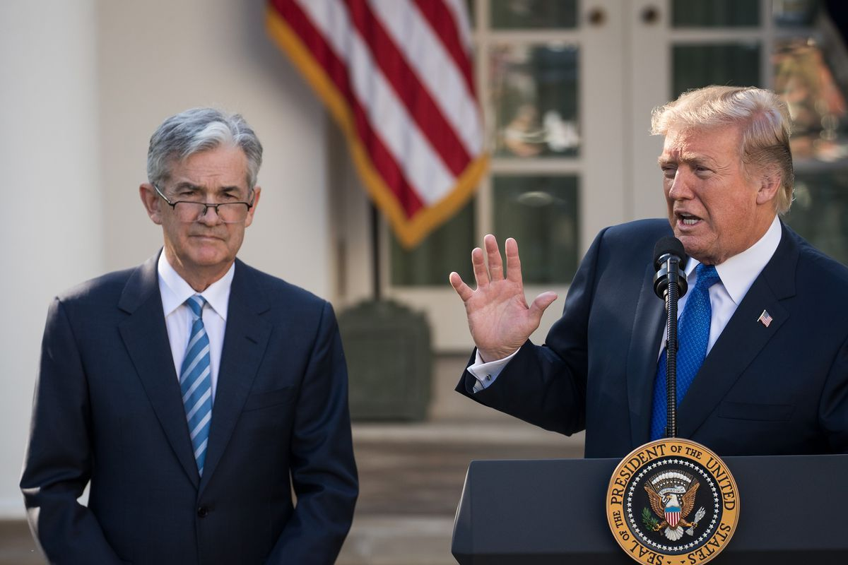 The move which comes amid President Trump's repeated criticism of Fed rate hikes is expected to set off a domino effect across the US economy