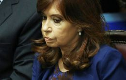 CFK is a Senator and is entitled to parliamentary immunity.