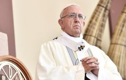 """My wish for a happy Christmas is a wish for fraternity. Fraternity among individuals of every nation and culture,"" Pope Francis said on Tuesday."