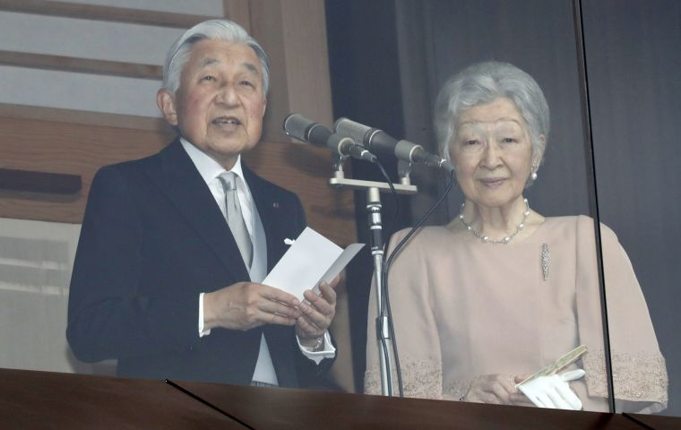 Emperor Akihito's 30-year reign of the Heisei is the only era without war in Japan's modern history