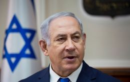 O Globo reported on Wednesday that Netanyahu decided to shorten his weeklong visit to just two days after the dissolution of the Knesset and elections on April 9