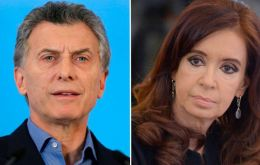 Macri and Cristina Fernandez will most possibly compete again next October in the presidential election. Macri has announced his reelection bid