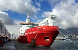 The 45-day expedition set sail on the South African icebreaker SA Agulhas II  with the primary goal to study the A68 iceberg, which calved from the Larsen C ice shelf