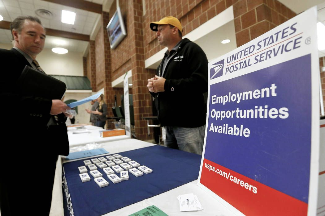 Hiring Surged in December, Employers Added 312,000 Jobs