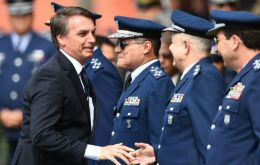 "Bolsonaro said the deployment of 300 soldiers to the state of Ceara over the next 30 days was ""apt, rapid and effective"" and necessary to protect the local population"