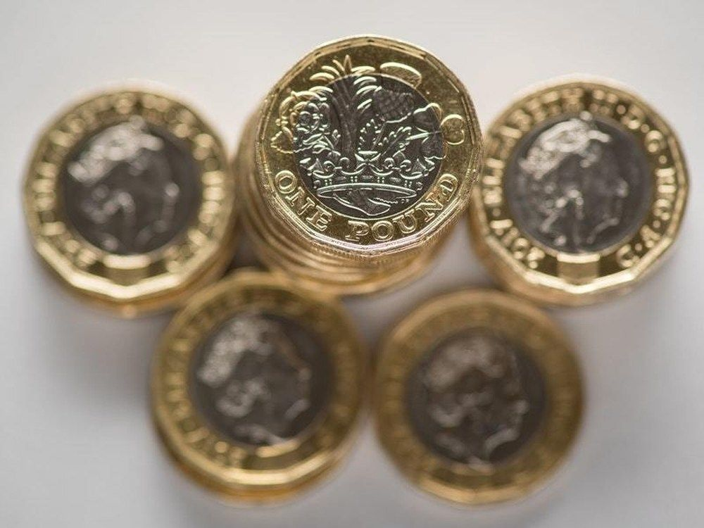 New pound coin goes global with rollout to British Overseas