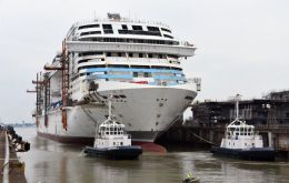 MSC Grandiosa is due to become the third Meraviglia ship to enter MSC Cruises' fleet, and first of three Meraviglia-Plus ships: MSC Meraviglia and MSC Bellissima